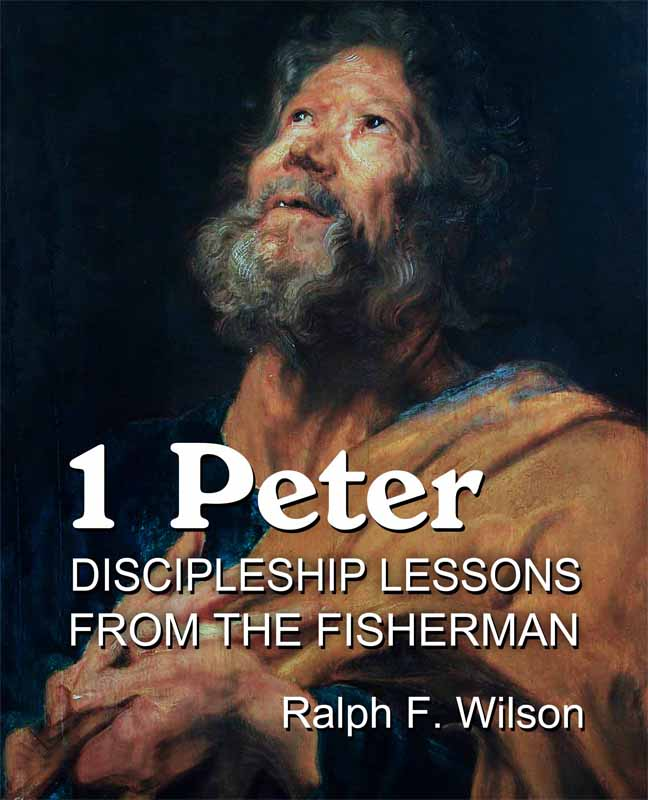 1 Peter  Discipleship Lessons From The Fisherman  A Book