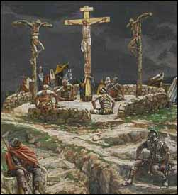 ames J. Tissot, My God, Why Hast Thou Forsaken Me?