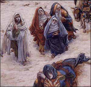 James J. Tissot, What Our Savior Saw from the Cross
