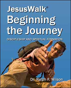 JesusWalk - Beginning the Journey, Discipleship and Spiritual Formation for New Christians