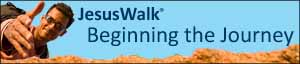 JesusWalk: Beginning the Journey, discipleship and spiritual formation for new believers