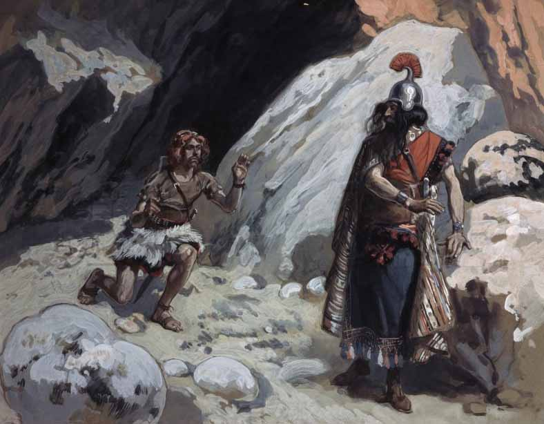Giant slayer, musician, conqueror, king: How a young shepherd ascended to the throne of Israel.