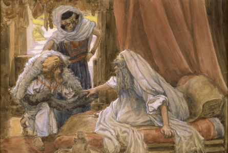 Artwork and Paintings of Jacob and Esau