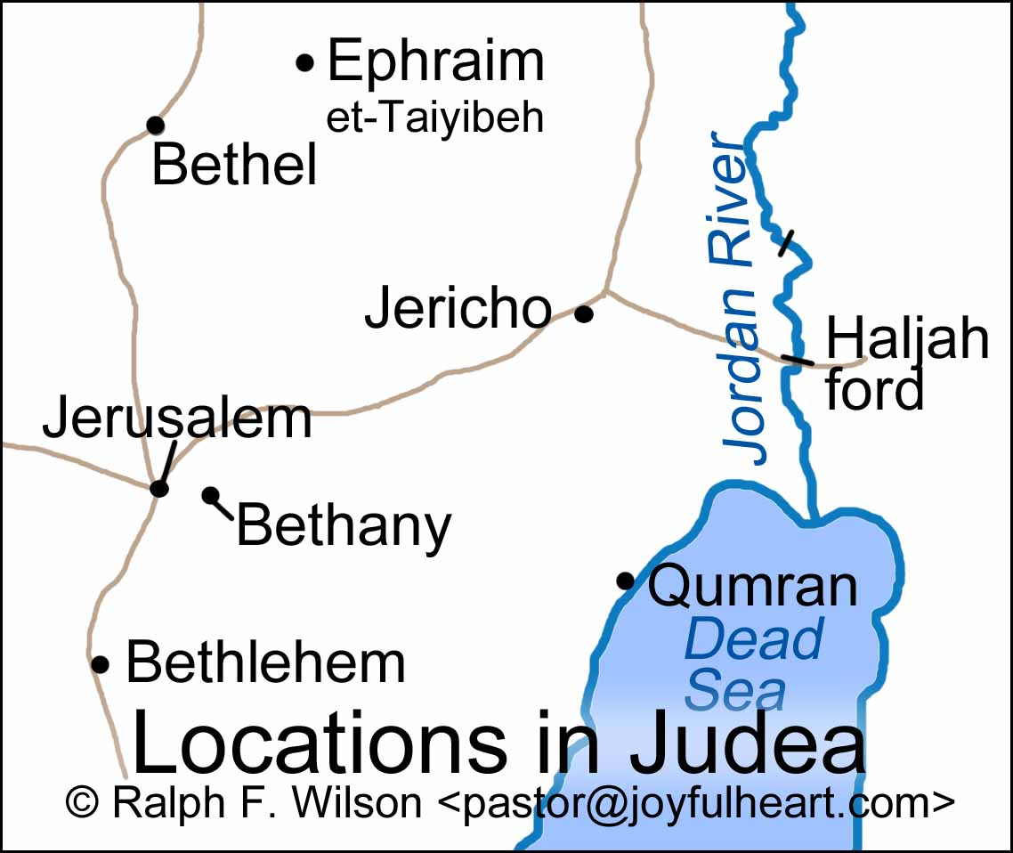 Image Result For Map Of Judea In Jesus Day