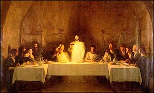 Dagnan-Bouvert, The Last Supper