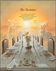 The Invitation by Danny Richard Hahlbohm
