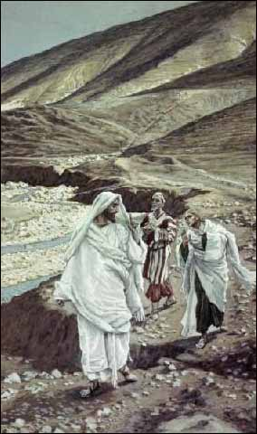 James J Tissot Paintings On The Life Of Christ