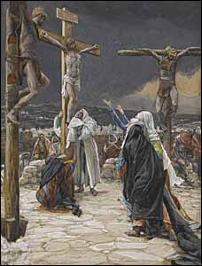 James J. Tissot, 'The Death of Jesus' (1886-94)