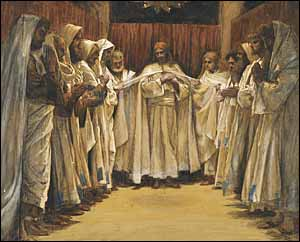 James J. Tissot, 'The Last Sermon of Our Lord' (1886-94)