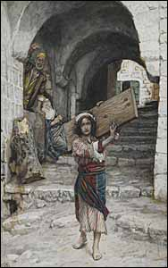 James J. Tissot, 'The Youth of Jesus' (1886-94)