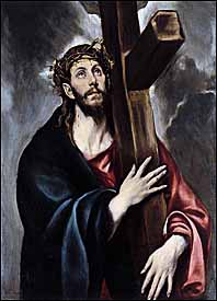 El Greco, 'Christ Carrying the Cross' (1580)