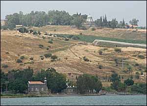 Mount of Beatitudes, photo: Tor Hutchins