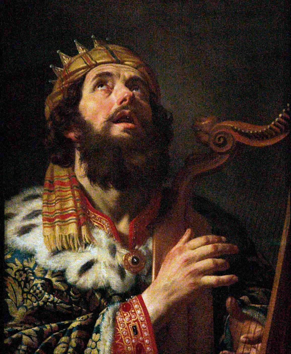 Paintings and Artwork of David and the Psalms