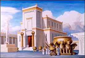 Solomon's Temple (unknown artist)