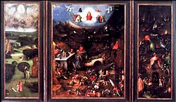 Bosch, The Last Judgment