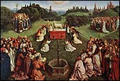 Ghent Altarpiece, Hubert and Jan van Eyck